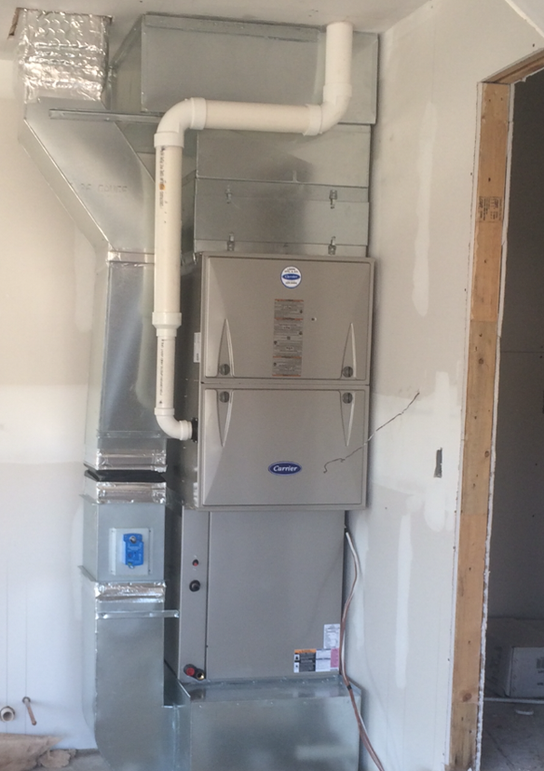 97% Efficient Gas Furnace with Zoning